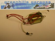 Greenhills Scalextric Ford Escort Xr3i Engine & Full Wiring Loom Used - P2793
