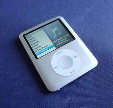 APPLE IPOD NANO 3 - A1236 - 4GB - FREEPOST UK