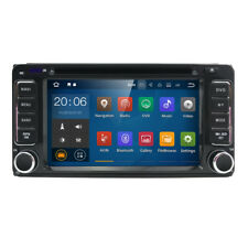 Android 7.1 Car DVD GPS Player Navigator Radio Stereo For Toyota Tundra RAV4 MR2