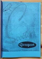 Peugeot Scooter - S157 - Manual - FR