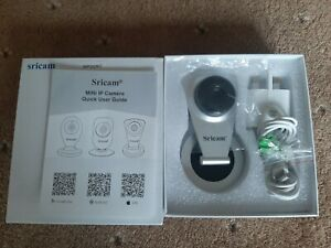 Sricam SP009 SP009C 720P Wireless IP Camera - Two way audio, recording, monitor