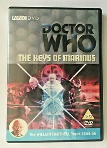 Doctor Who KEYS OF MARINUS The William Hartnell Years 1963-66 Dr Who 1 Disk Set