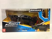 Radio Control, Fast Furious 7, Dom's 1970 Dodge Charger R/T, 1:16, Jada Toys