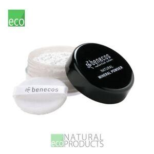 Benecos Natural Mineral Powder Golden Translucent 10g