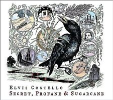 Secret, Profane & Sugarcane - Elvis Costello CD NEW Unplayed