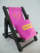 PINK MOBILE PHONE CHATTERBOX DECK CHAIR HOLDER*NEW*