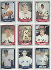 Boston Red Sox Past Pacific 1988 All Stars 12 Individual Cards-Ted Williams ++++