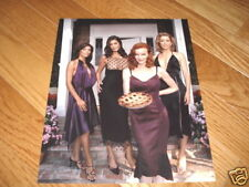 Desperate Housewives Sexy 8x10 Cast Promo Photo #2