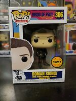Funko Pop! Birds of Prey Roman Sionis #306 Chase Vinyl Figure WITH PROTECTOR!