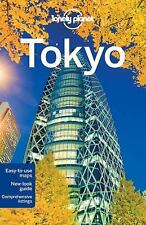 Lonely Planet Tokyo (Travel Guide)-ExLibrary