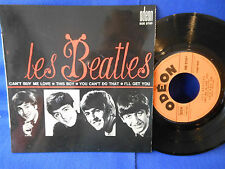 THE BEATLES EP cant buy me love SOE 3750 EXC+