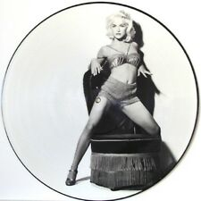 """Madonna Deeper & Deeper 6 mixes Uk Limited Edition 12"""" PICTURE DISC"""