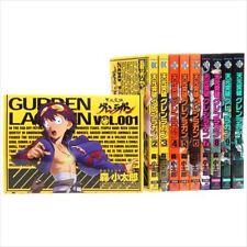 Tengen Toppa Gurren Lagann Vol.1-10 Comics Complete Set Japan Comic F/S