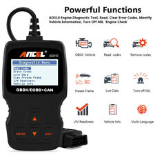 Automotive Code Reader OBD2 Scanner Car Check Engine Fault Diagnostic Tool AD310