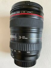 New ListingCanon Eos Ef 24-105mm F/4 L Is Usm Lens (Pre-Owned with excellent condition)