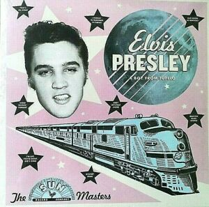 ELVIS PRESLEY - A BOY FROM TUPELO: THE SUN MASTERS   VINYL LP NEU