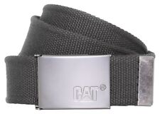 CAT Caterpillar Value Belt Mens Black Workwear