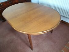 More details for vintage g plan teak oval extending dining table, seats 6-8, very good condition