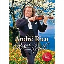 Andre Rieu Roses From The South (music DVD 2010) 18 Tracks 90 Minutes