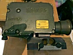 SA80 / L85 Rifle SAWES (Small Arms Weapon Effects Simulator) L1A1 Laser Sight
