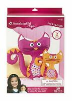 AMERICAN GIRL DOLL CRAFTS Circle Necklaces Pendant Beads Design Art Kit Jewelry