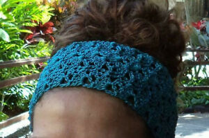 """3 INCH CROCHET HEADBANDS, GREAT ASSORTMENT COLORS, CHOICE """"NEW COLORS IN STOCK!"""