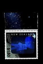 NEW ZEALAND - NUOVA ZELANDA - 1994 - 25° anniv. del primo sbarco sulla Luna