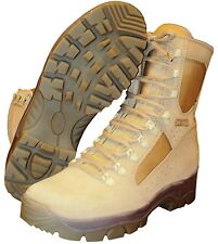 BRITISH ARMY - MEINDL DESERT FOX BOOTS - SIZE 7 - NEW IN BOX