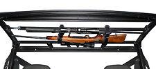 "Polaris Ranger XP900 Full Size 570 UTV OVERHEAD DOUBLE GUN RACK Adjusts 47""-54"""