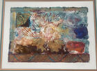 Creation Of The World Animals Genesis II Expressionist Abstract Art Roy Tonkin