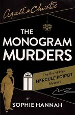 The Monogram Murders By Sophie Hannah (Feat. Agatha Christie's Poirot)