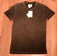 NWT KOTO Grey Variable Dye Crew-Neck Tee  Size XS,  Soft Stretchy Cotton (495)
