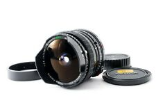 Sigma Fisheye 16mm f/2.8 MC Lens For Canon FD mount From Japan【Very good】701615
