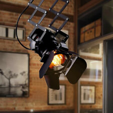 Ceiling Spot Light Track Pendant Light LED Lamp Loft American Industrial-Retro