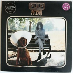 """Vinyl 12"""" - PULP - Different Class - ILPS 8041 Aperture First Press 1995 - Good"""