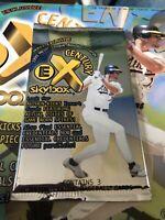 1999 Skybox EX Century Baseball Sealed Hobby Pack