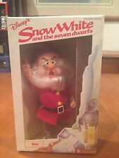 Disney Snow White and the Seven Dwarfs Doc Action Figure NIB Bikin Express