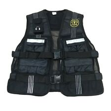 GOLDS GYM Weighted Workout Exercise Vest Adjustable Total Weight