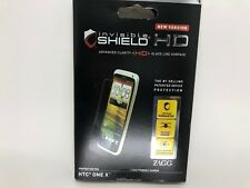 ZAGG invisibleSHIELD Screen Protector for HTC One X Clear