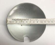 N°1  KARBIDLAMPE - GRUBENLAMPE - REFLEKTOR -SPIEGEL Ø 11,5  VERZINKT