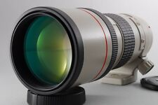 [NEAR MINT] Canon EF 300mm F/4 L USM Telephoto Prime Lens from japan #1002
