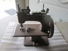 Vintage ~ Toy Singer Hand Crank Sewing Machine
