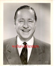 VINTAGE Robert Benchley CHARACTER ACTOR '40 HIRED WIFE Publicity Portrait