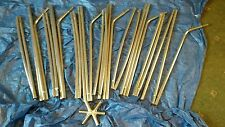 Set Steel Tent Poles, Spare project replacement. Camping Motorhome