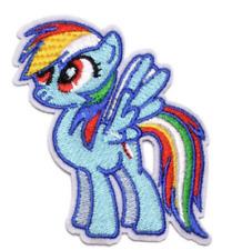 MON PETIT PONEY Little pony arc en ciel écusson / patch 7.5 x 6 cm