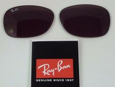 New Authentic RAY-BAN JR Sunglass Replacement Lenses RJ9052S Brown 48mm