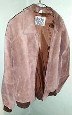 Studio 7036 Suede Leather Jacket by Phillipe Monet