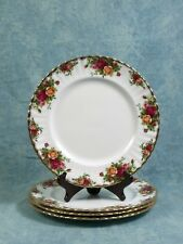 Royal Albert Old Country Roses Dinner Plate Fine China First Edition
