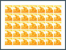 Egypt - 1970 - Essays - Complete Sheet - ( Kima Factory - Yellow color ) - MNH**