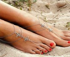 Unbranded Acrylic Alloy Costume Anklets